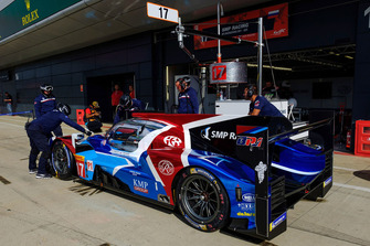 #17 SMP Racing BR Engineering BR1: Stephane Sarrazin, Egor Orudzhev