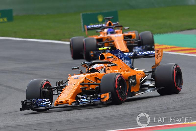 20: Stoffel Vandoorne, McLaren MCL33, 1'45.307 (sanción)