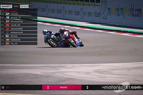 MotoGP Red Bull Ring Carrera virtual