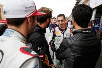 Sébastien Buemi, Nissan e.Dams, Jean-Eric Vergne, DS TECHEETAH, Lucas Di Grassi, Audi Sport ABT Schaeffler, Daniel Abt, Audi Sport ABT Schaeffler