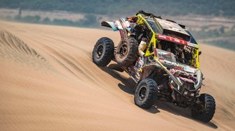 #368 FN Speed Team Can-Am: Joan Font, Juan Felix Bravo Aguilar
