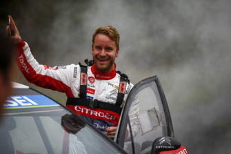 Мадс Остберг, Citroën World Rally Team