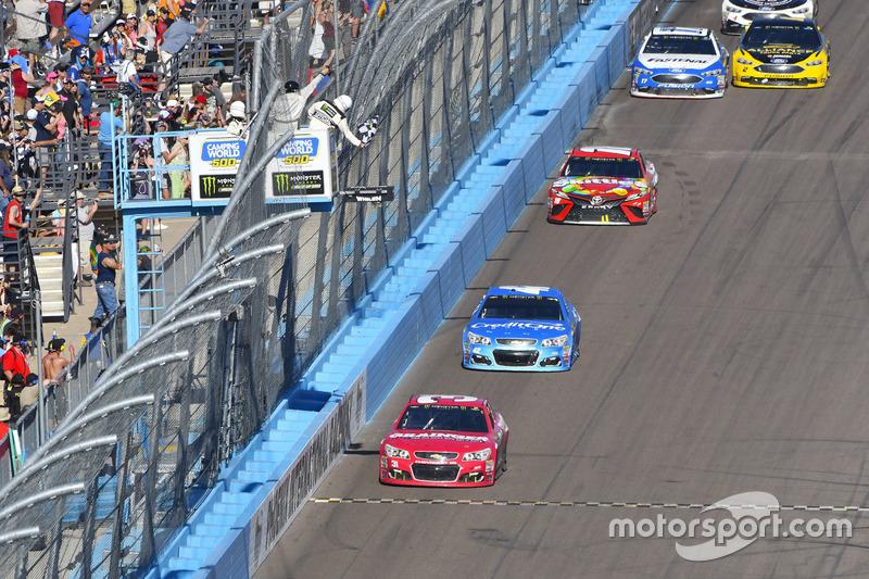 Sieg für Ryan Newman, Richard Childress Racing, Chevrolet