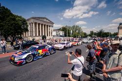 Mattias Ekström, Audi Sport Team Abt Sportsline, Audi A5 DTM, Gary Paffett, Mercedes-AMG Team HWA, M