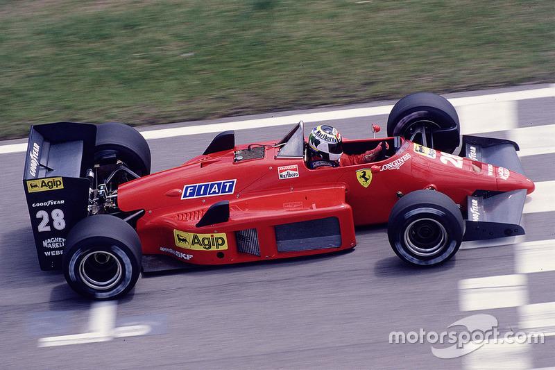 28. Stefan Johansson (79 Grandes Premios)
