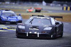 #59 McLaren F1 GTR: J.J. Lehto, Yannick Dalmas, Masanori Sekiya