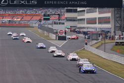 GT500 Start of the race