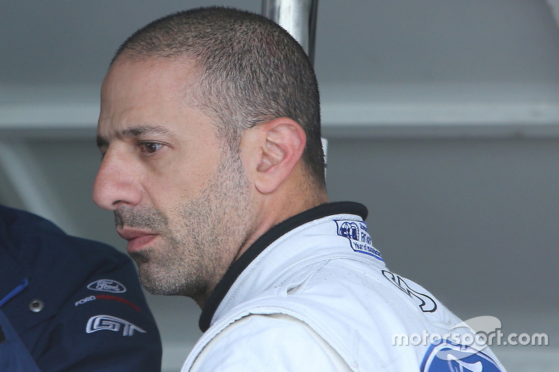 Tony Kanaan, Chip Ganassi Racing Ford GT