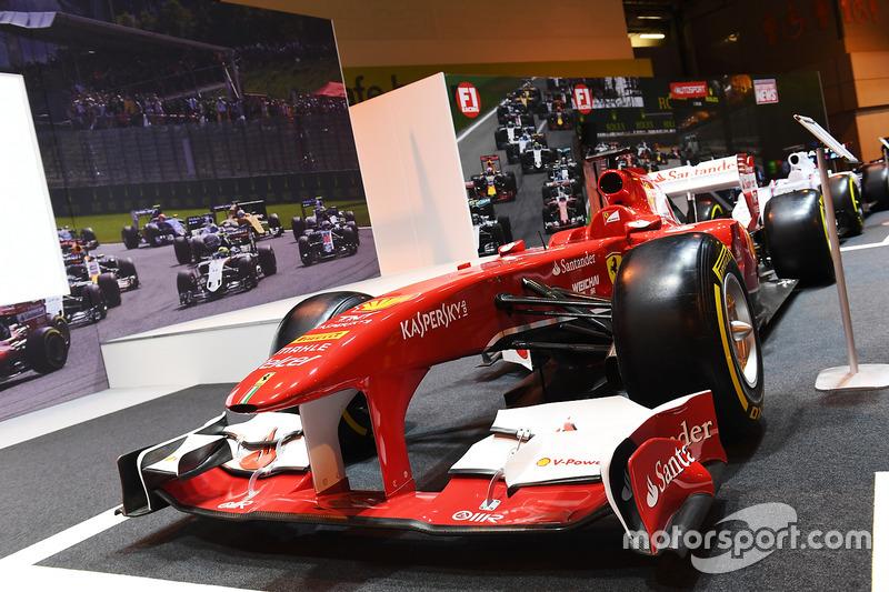 Ferrari на F1 Racing