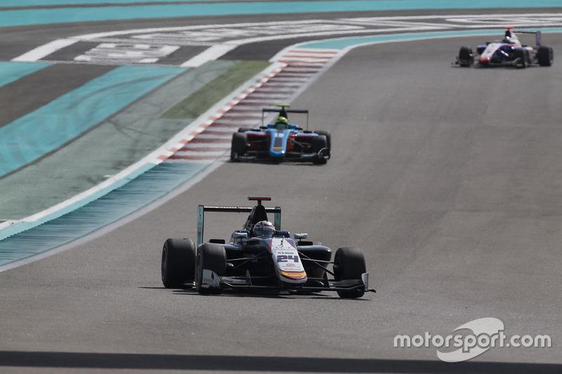 Konstantin Tereshchenko, Campos Racing y Alessio Lorandi, Jenzer Motorsport