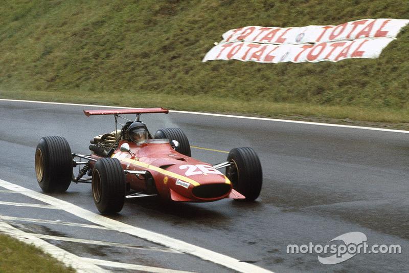 1968-1969: Ferrari 312/68