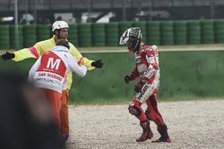 La caduta di Jorge Lorenzo, Ducati Team