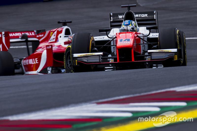 Сержиу Сетте Камара, MP Motorsport