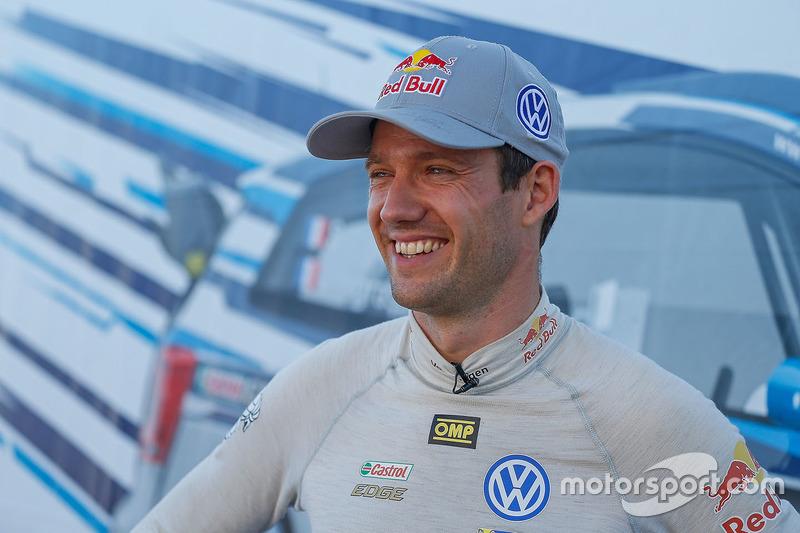 Pilote rallye de l'année : Sébastien Ogier