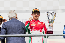 Race winner Charles Leclerc, PREMA Powerteam