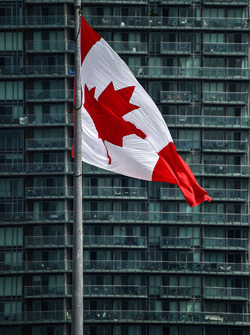 Canadian Flag, Atmosphere