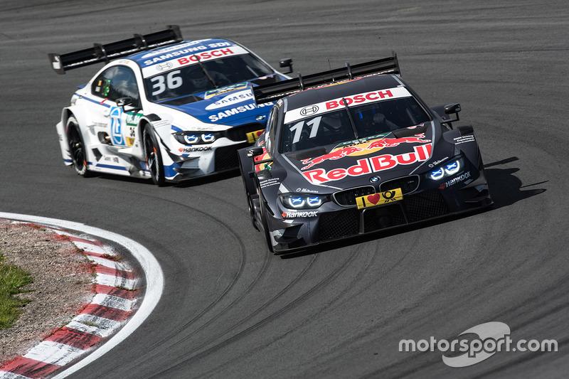 Marco Wittmann, BMW Team RMG, BMW M4 DTM, Maxime Martin, BMW Team RBM, BMW M4 DTM