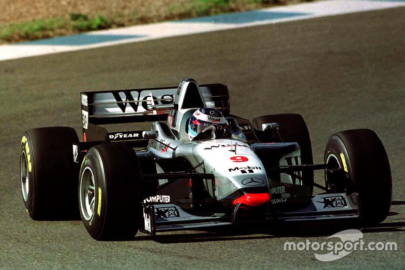 #10: Mika Häkkinen (26 Pole-Positions)