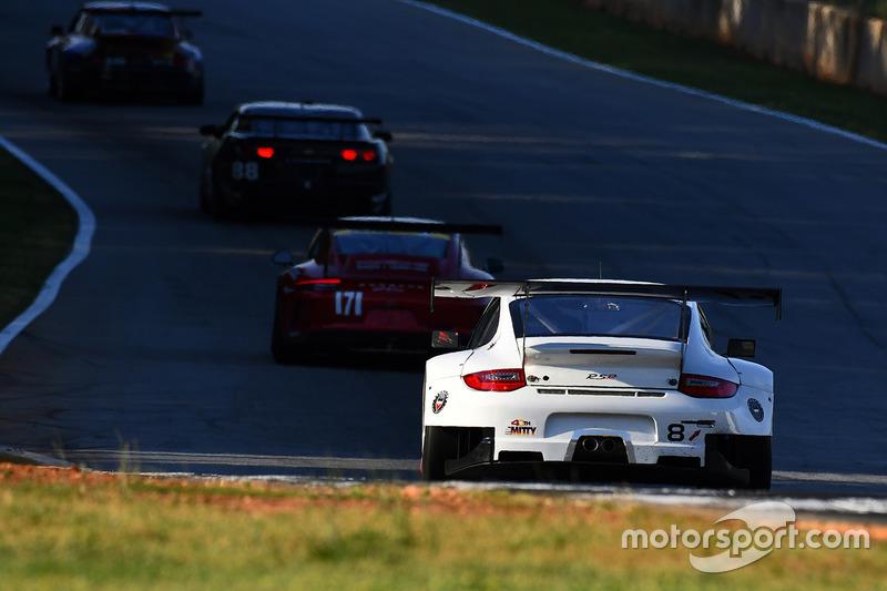 2012 Porsche 997 GT3 RSR Alex Welch