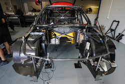 Nissan Motorsports builds a new chassis for Rick Kelly