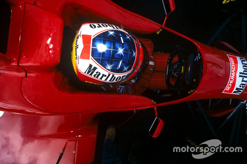 1996 比利时大奖赛
