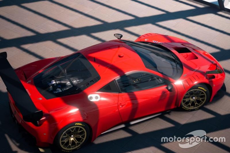 Gran Turismo Closed Beta