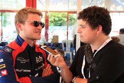 Pierre Nicolet, Eurasia Motorsport, mit Guillaume Nedelec, Motorsport.com