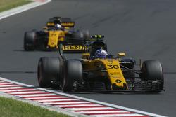 Джолион Палмер и Нико Хюлькенберг, Renault Sport F1 RS17
