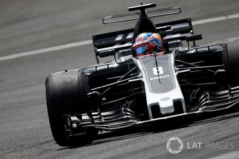 15. Romain Grosjean, Haas