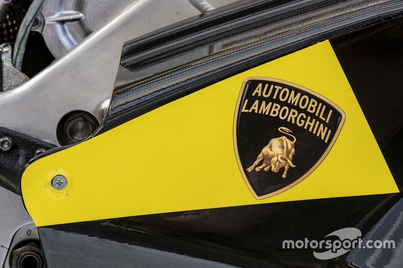 Pramac Racing special Lamborghini livery