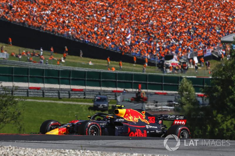 GP de Austria: Max Verstappen (Ganó la carrera)