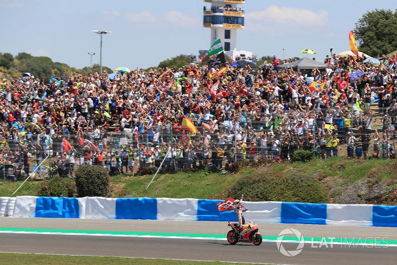 GP de España: Marc Márquez, Repsol Honda Team