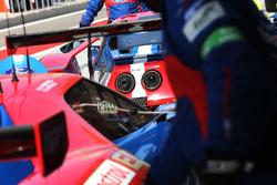 Ford Chip Ganassi Team UK Ford GT detail
