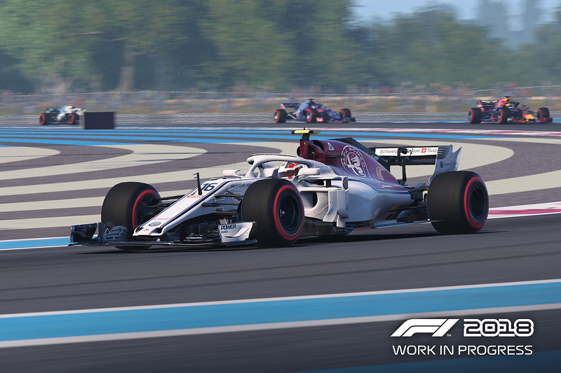 F1 2018 screenshot