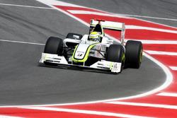 Jenson Button, Brawn Grand Prix BGP 001