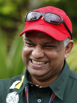 Tony Fernandes, director de Caterham F1