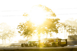#22 Tequila Patron ESM Nissan DPi, P: Pipo Derani, Johannes van Overbeek, Nicolas Lapierre, #52 AFS PR1 Mathiasen Motorsports Ligier LMP2, P: Sebastian Saavedra, Gustavo Yacaman, Roberto Gonzalez