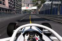 Videogioco F1 2018, Monaco
