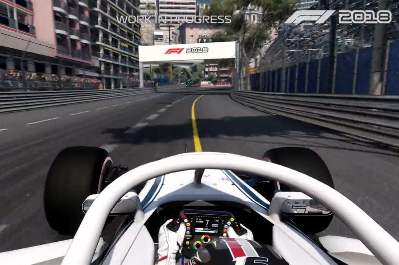 Videojuego F1 2018