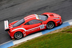 Shaun Balfe, Philip Keen, Ferrari 458 Italia GT3