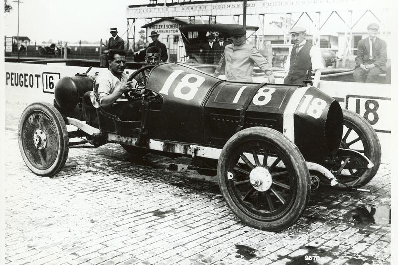 1913: Жюль Гу