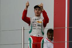 Juri Vips, Prema Powerteam sul podio