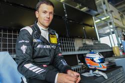 Dominik Baumann, HTP Motorsport, Mercedes-AMG GT3