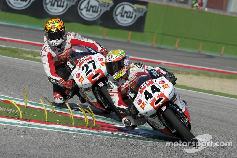 Tony Arbolino, KTM