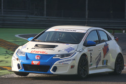 Aku Pellinen, Honda Civic TCR
