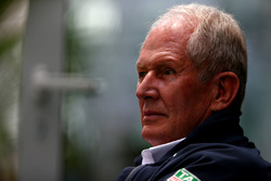 Dr Helmut Marko, Consultant Red Bull Racing