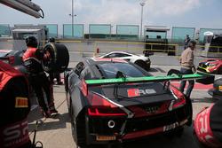 Will Stevens, Rene Rast, Audi R8 LMS, Belgian Audi Club Team WRT