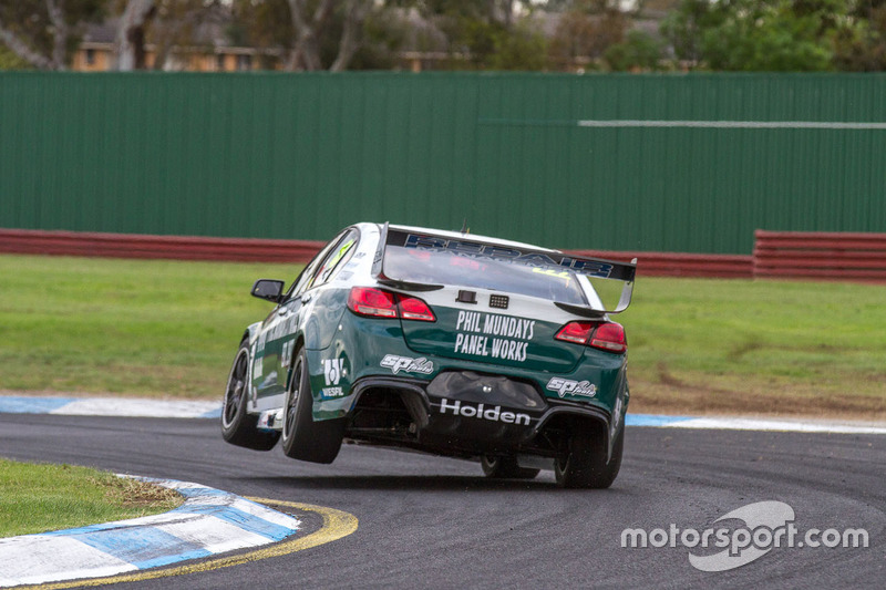 Nick Percat and Cameron Mcconville, Lucas Dumbrell Motorsport Holden