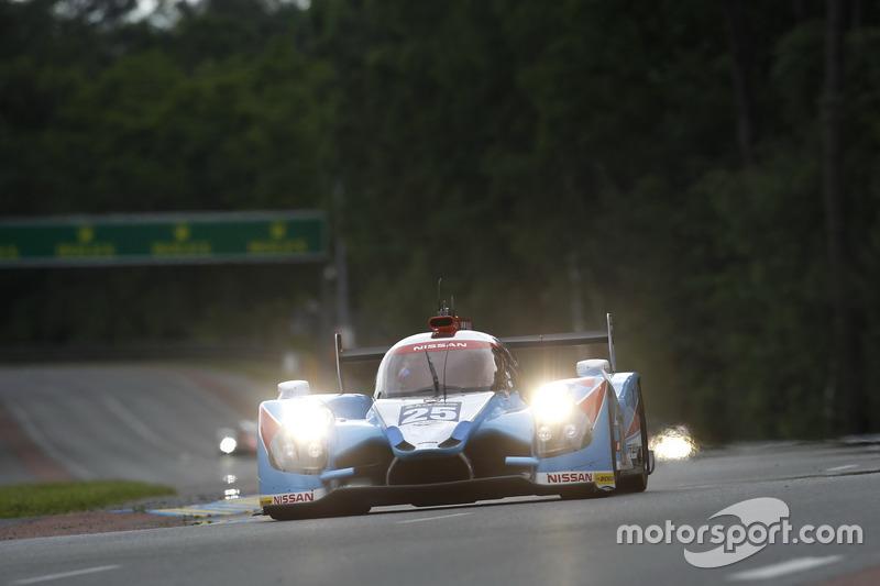 17th: #25 Algarve Pro Racing Ligier JSP2 Nissan: Michael Munemann, Chris Hoy, Andrea Pizzitola