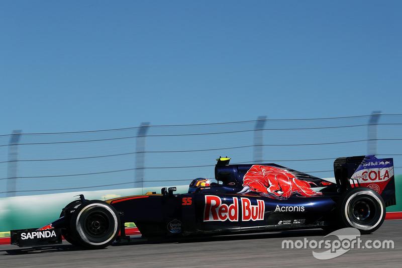 6. Carlos Sainz Jr., Scuderia Toro Rosso STR11